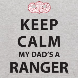 KEEP CALM MY DAD'S A RANGER - Kids' Hoodie