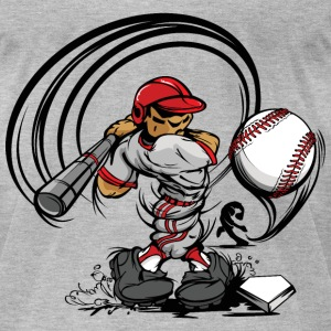 Baseball - Men's T-Shirt by American Apparel