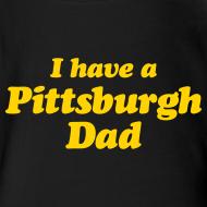 Design ~ Pittsburgh Baby Onsie