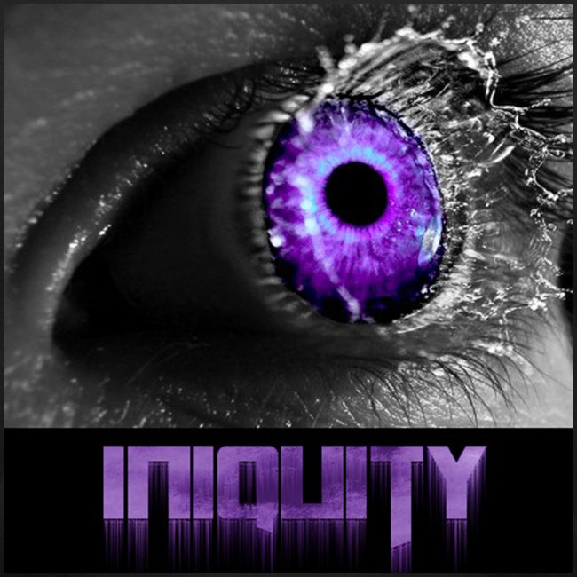 Original Iniquity Shirt (American Apparel)