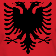 Design ~ Albanian Eagle Hoodies