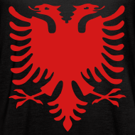 Design ~ Albanian Eagle Tank (Womens)