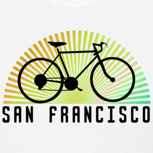 Bicycle San Francisco - Women's T-Shirt