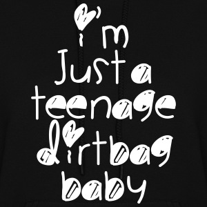 TEENAGE DIRTBAG Hoodies - Women's Hoodie