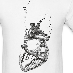 Open your heart to me - bananaharvest T-Shirts - Men's T-Shirt