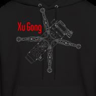 Design ~ XuGong Skeleton Hoodie