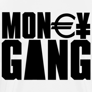 money gang T-Shirts - Men's Premium T-Shirt
