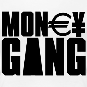 money gang Women's T-Shirts - Women's Premium T-Shirt
