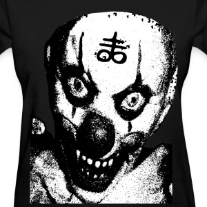 Demon Clown Women's T-Shirts - Women's T-Shirt