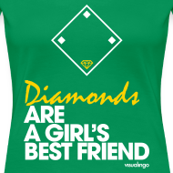 Design ~ Diamonds - Women's Tee