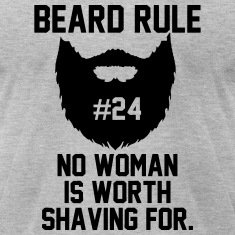 Beard Rule T-Shirts