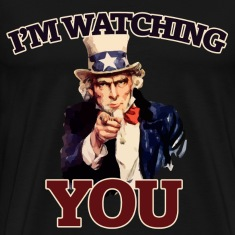 Uncle sam is watching YOU