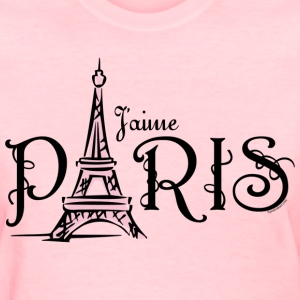 J'aime Paris T-Shirt - Women's T-Shirt