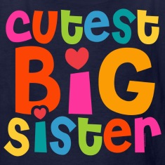 Cutest Big Sister T-Shirt
