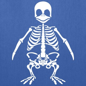 Penguin skeleton Bags & backpacks - Tote Bag