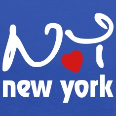 New York / NY / NYC / I love New York Tanks