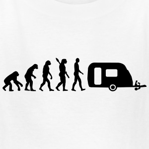 Evolution Camping Kids' Shirts - Kids' T-Shirt