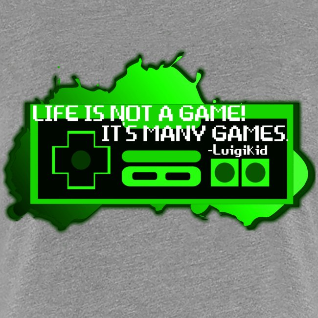 Life is not a game - women
