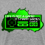 Design ~ Life is not a game