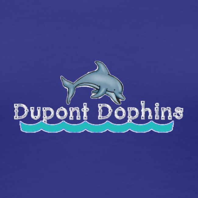 Dupont Dophins with Wave