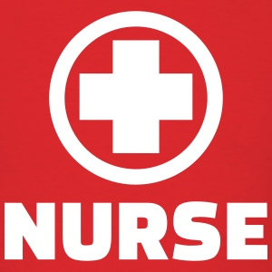 Nurse T-Shirts - Men's T-Shirt