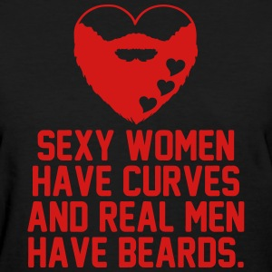 Beard Lovers Women's T-Shirts - Women's T-Shirt