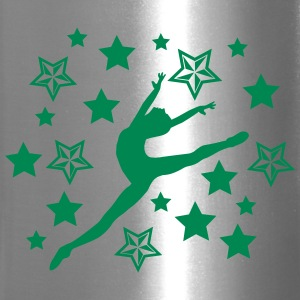 Dancer Star Leaping Bottles & Mugs - Travel Mug