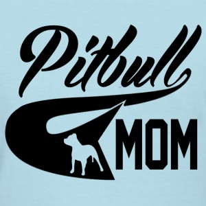 pitbull_mom Women's T-Shirts - Women's T-Shirt