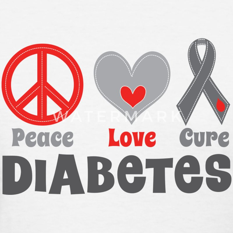 Diabetes Cure Women's T-Shirts - Women's T-Shirt