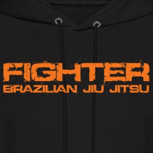 BJJ Fighter Hoodies - Men's Hoodie
