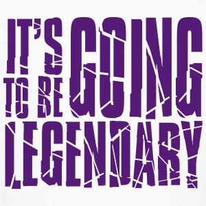 It's going to be legendary Kids' Shirts - Kids' Long Sleeve T-Shirt