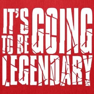 It's going to be legendary Bags & backpacks - Tote Bag