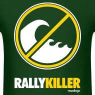 Design ~ No Wave! - Rally Killer Men's Tee