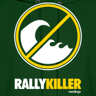 Design ~ No Wave! - Rally Killer - Men's