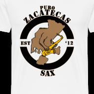 Design ~ Puro Zacatecas Sax #1   Caballero
