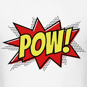 Pow! T-Shirts - Men's T-Shirt