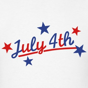 July 4th T-Shirts - Men's T-Shirt