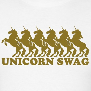 Unicorn Swag (1 Color) T-Shirts - Men's T-Shirt