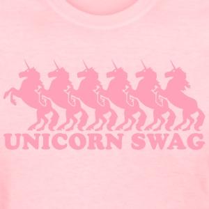 Unicorn Swag (1 Color) Women's T-Shirts - Women's T-Shirt