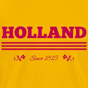 Vintage HOLLAND since 1815 - Men's Premium T-Shirt