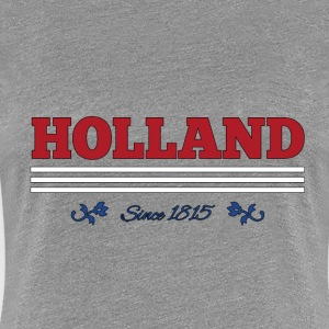 Vintage HOLLAND since 1815 - Women's Premium T-Shirt
