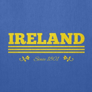 Vintage Golden IRELAND since 1801 - Tote Bag