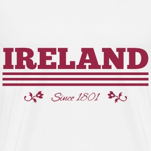 Vintage IRELAND since 1801 - Men's Premium T-Shirt