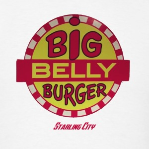 Big Belly Burger - Men's T-Shirt