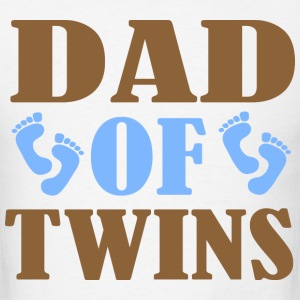 Dad Of Twins T-Shirts - Men's T-Shirt