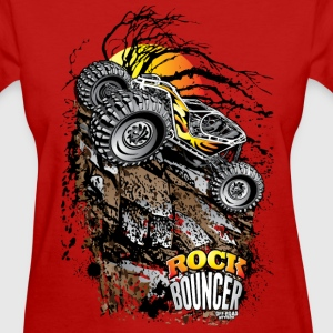 Rock Buggy Sun Tree Women's T-Shirts - Women's T-Shirt