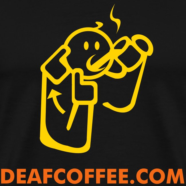 """Deaf Coffee"""