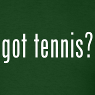 Design ~ Got Tennis (green)