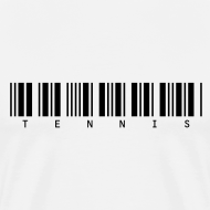 Design ~ Barcode (white)