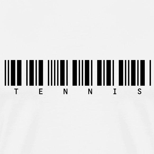 Barcode (white)